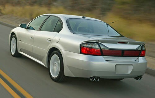 Used 2005 Pontiac Bonneville For Sale Pricing Amp Features