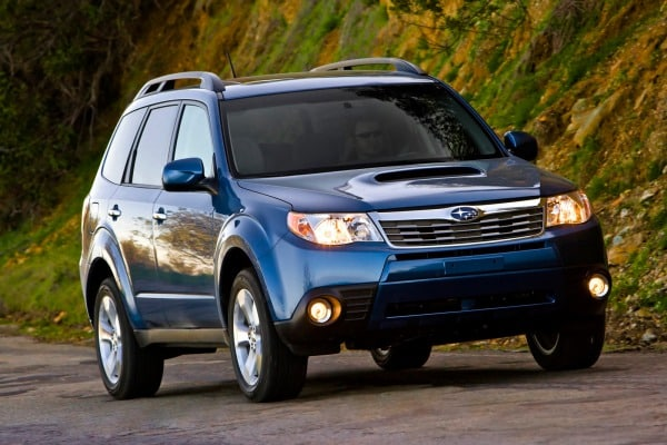2011 Subaru Forester 25X Touring Road Test