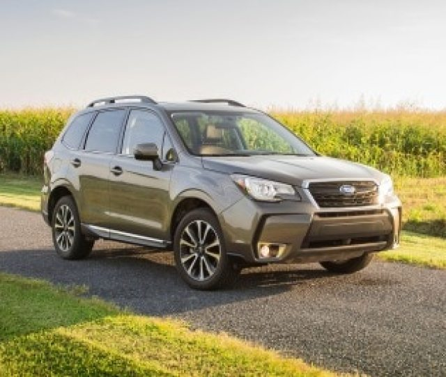 2017 Subaru Forester 2 0xt Touring 4dr Suv Exterior Shown