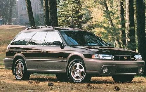 Used 1999 Subaru Legacy Wagon Pricing For Sale Edmunds