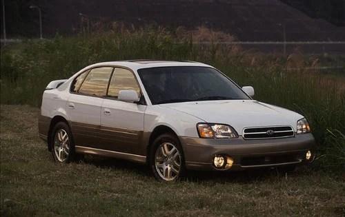 Used 2000 Subaru Outback Sedan Pricing For Sale Edmunds
