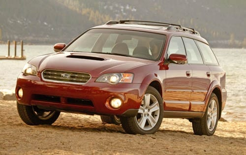 Used 2005 Subaru Outback Wagon Pricing For Sale Edmunds