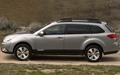 Used 2010 Subaru Outback Pricing For Sale Edmunds