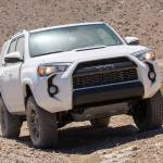 2017 Toyota 4runner Review Ratings Edmunds