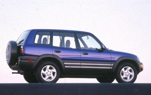 Used 2000 Toyota Rav4 Pricing For Sale Edmunds