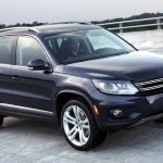 2012 Volkswagen Tiguan Review Ratings Edmunds