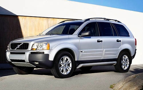 2006 Volvo Xc90 Review Amp Ratings Edmunds