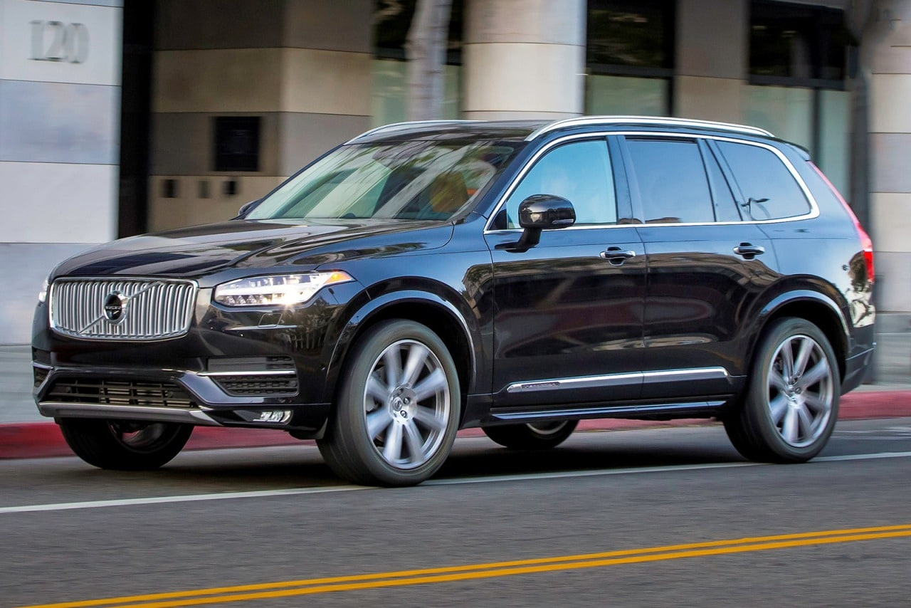 Used 2017 Volvo Xc90 For Sale Pricing Amp Features Edmunds