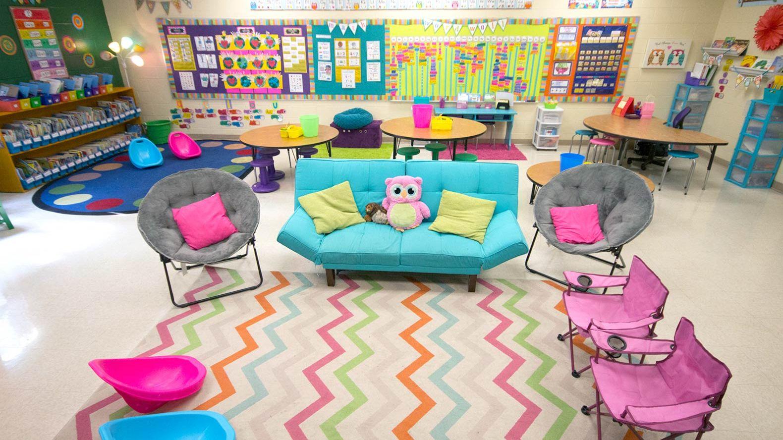 7 Outstanding K 8 Flexible Classrooms