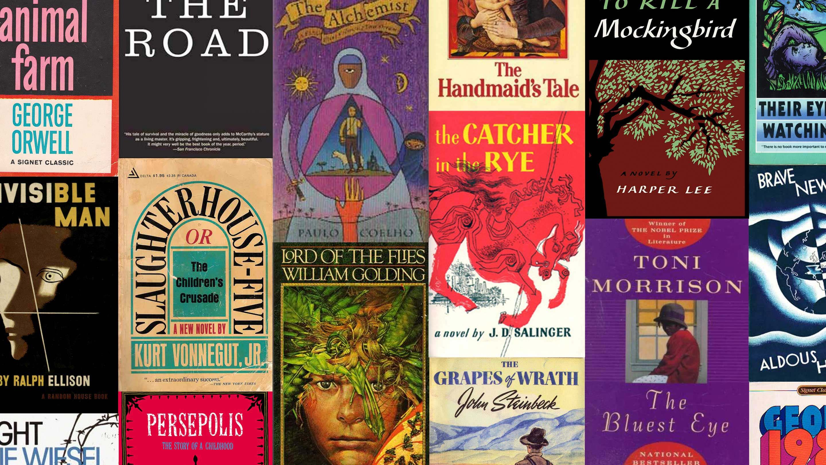 20 Indispensable High School Reads