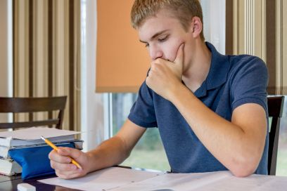 a working student