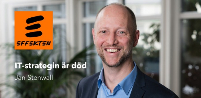 Jan Stenwall IT-strategin