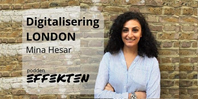 Mina Hesar London