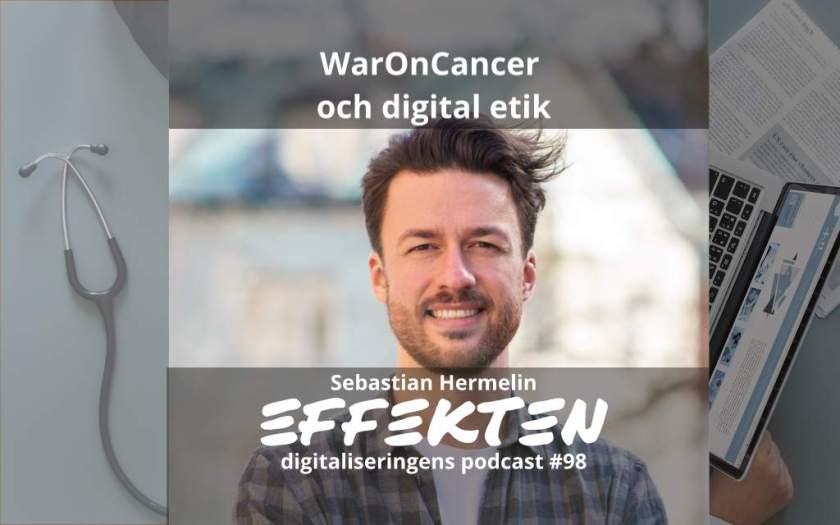 WarOnCancer Sebastian Hermelin