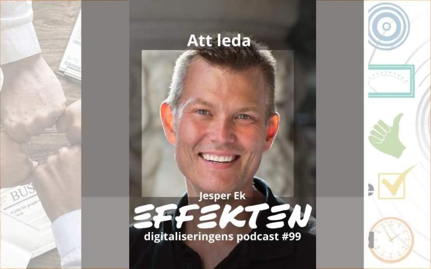 Att leda - Jesper Ek