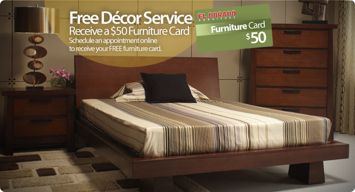 El Dorado Furniture D 233 Cor Services