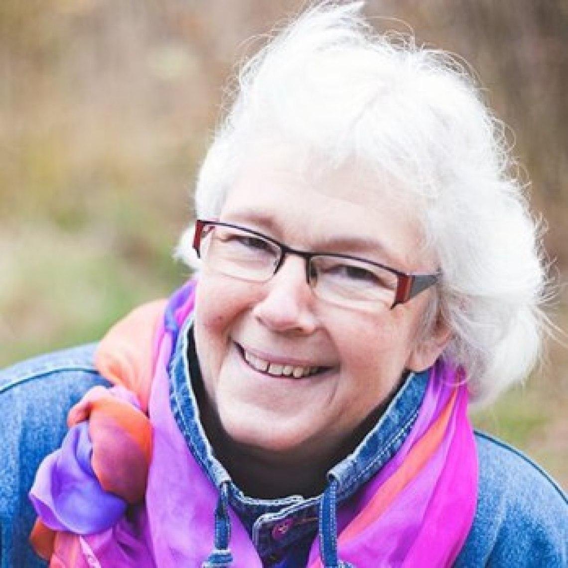 Veronica Grönte leder skrivarkurser