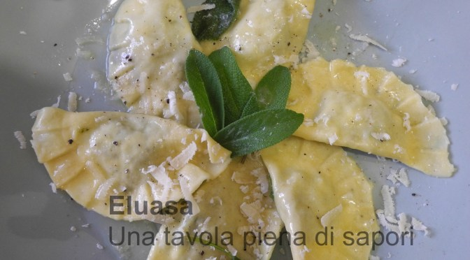 Maxi ravioli con ricotta e spinaci ricetta semplice