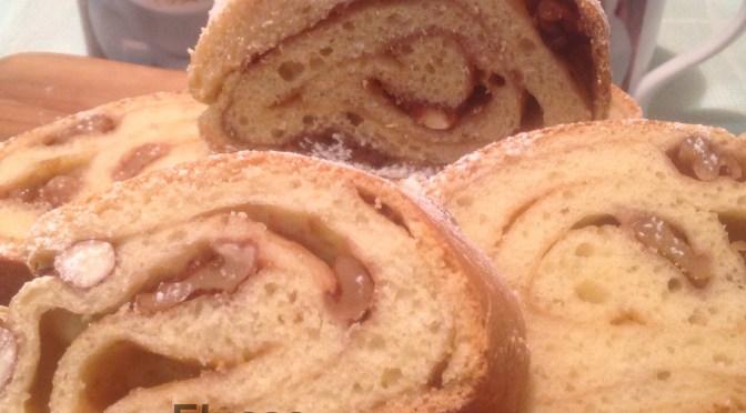 pan brioche con esubero di pasta madre