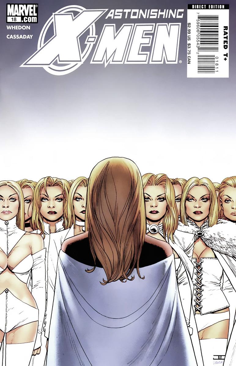 Astonishing X Men 2004 18 Emma Frost Files