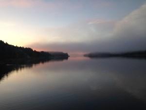 Brunnsviken 07:00