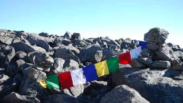 Böneflaggor - Moränryggen