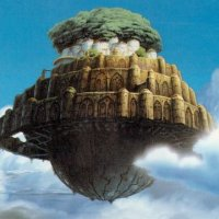 Anime - Laputa: Castle in the Sky (1986)