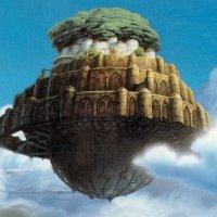 Anime - Laputa: Castle in the Sky (1986)