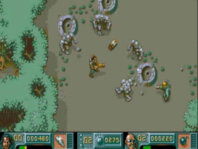 Chaos Engine je imao kultni status među našim igračima