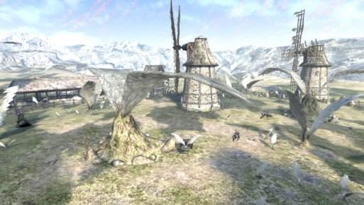 Jedna od arena sa protivnicima