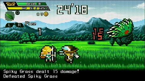 Half-Minute Hero PSP