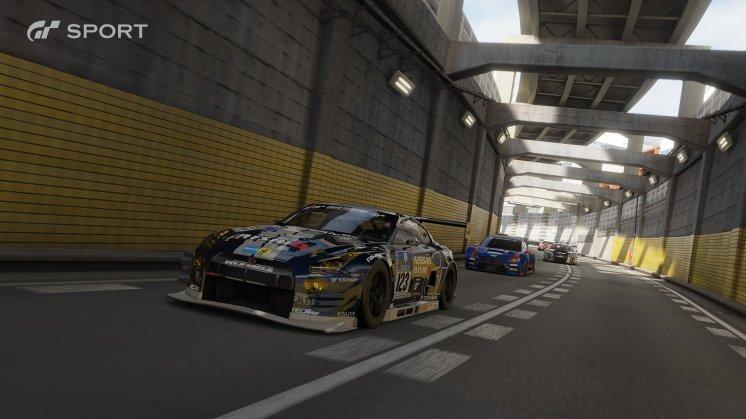 GT Sport unveil0