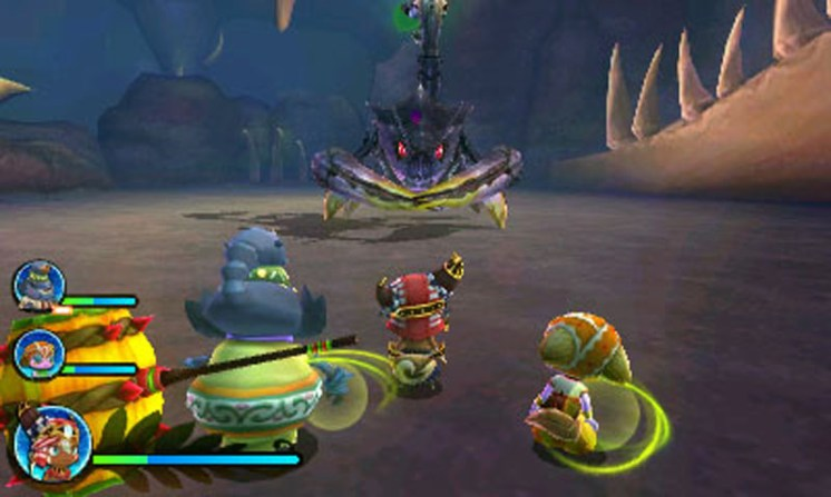 Ever Oasis 3