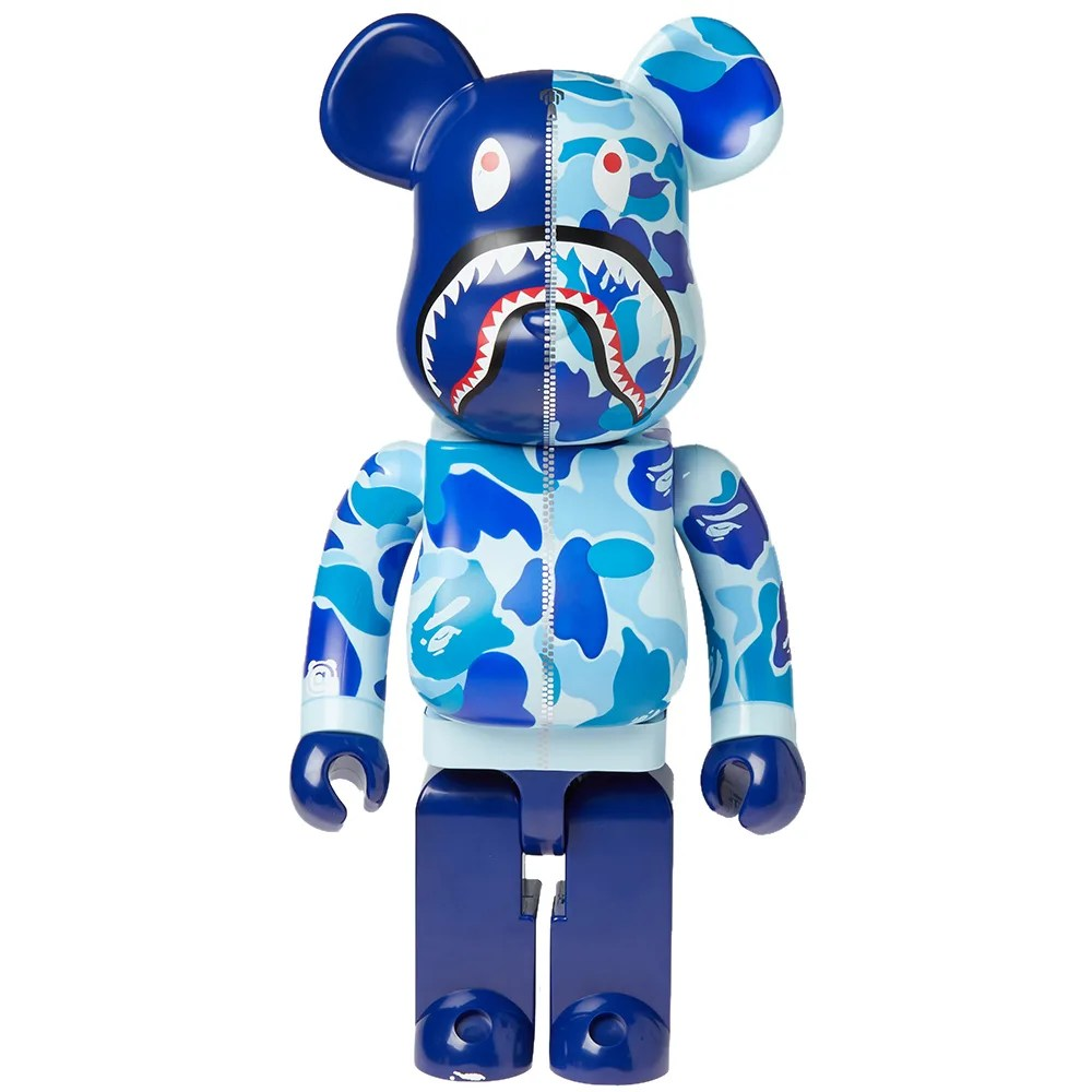 A Bathing Ape x Medicom ABC Shark Be@rbrick