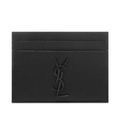 Image result for saint laurent card holder