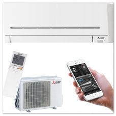 Luft/luft värmepump
