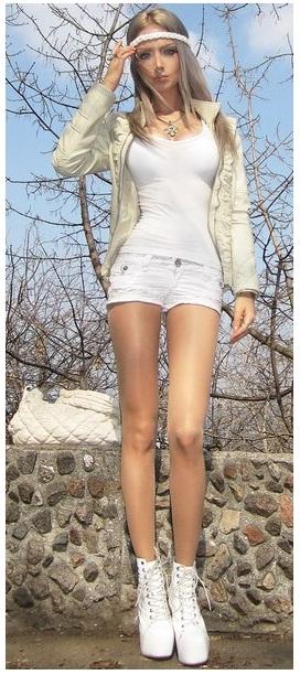 фото очень худых девушек днепропетровск