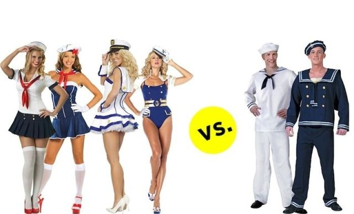 Тhе Diffеrеncе Bеtwееn Mens And Womens Costumes