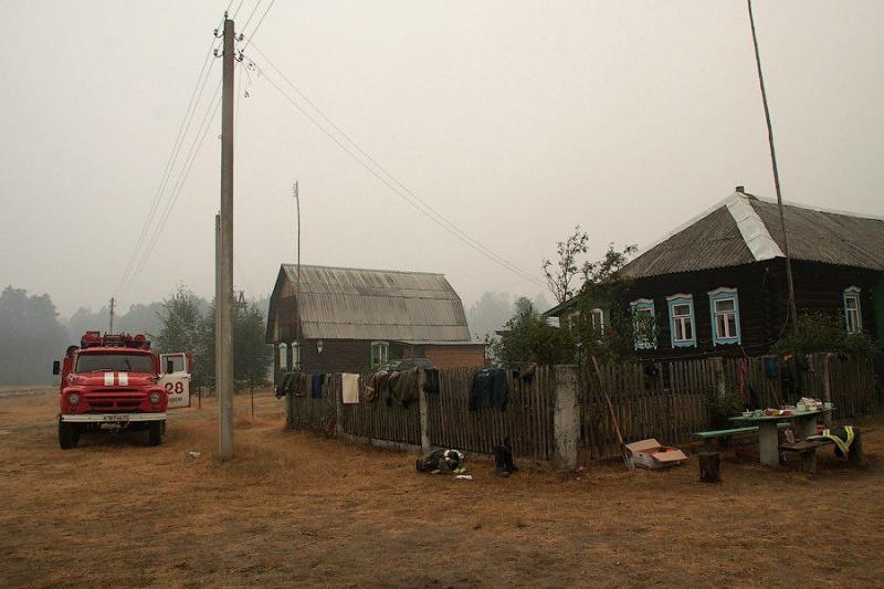 Extinguishing Wildfires 17
