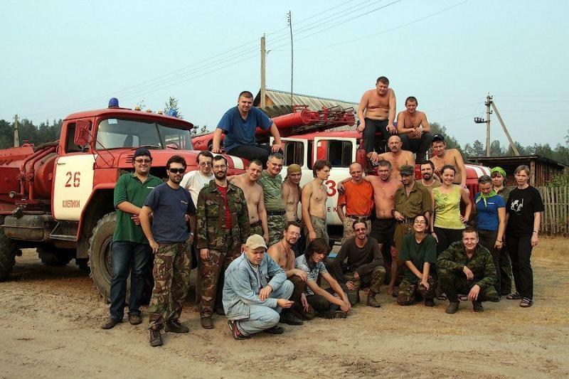 Extinguishing Wildfires 42