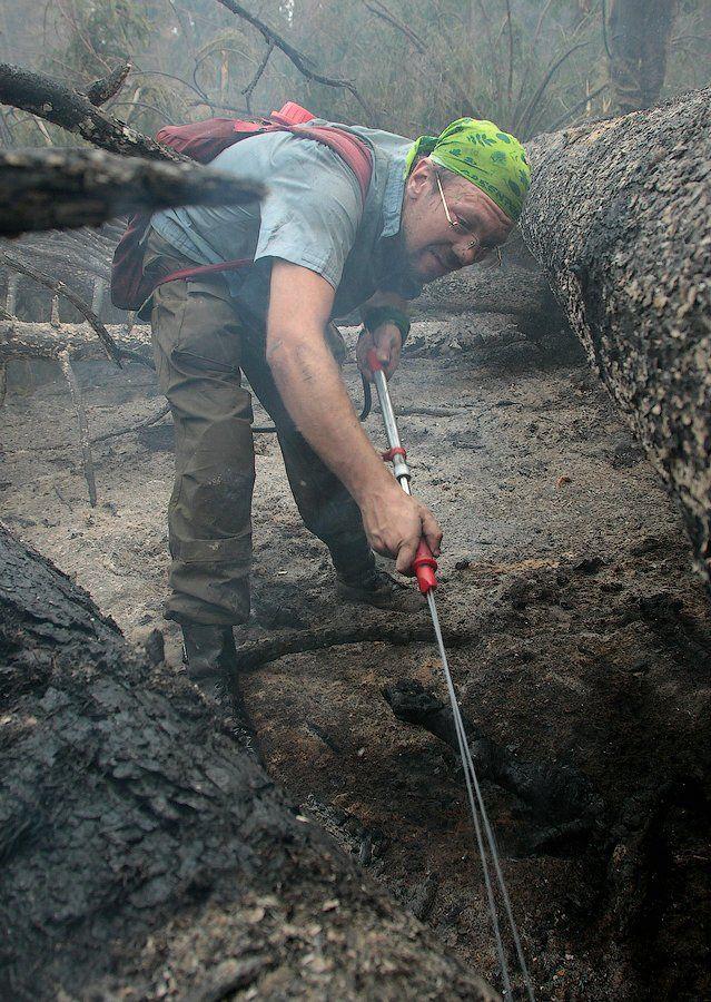 Extinguishing Wildfires 59