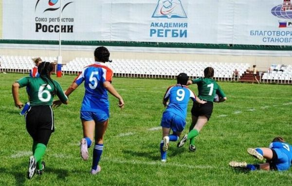 Female Rugby Championship in Russia 11
