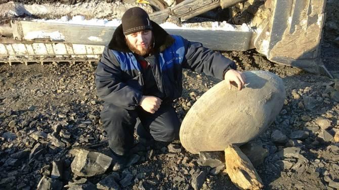 Misterioso disco di pietra