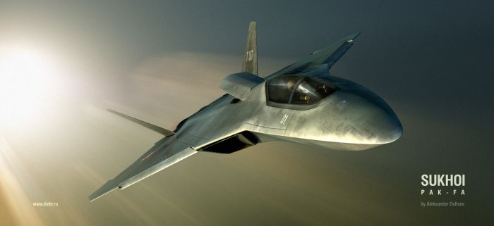 Russian stealth plane 5