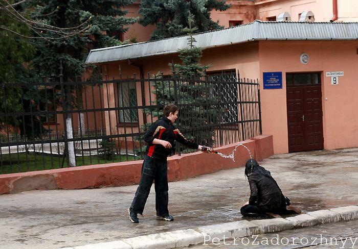 molesting russian pranksters from Ukraine 15