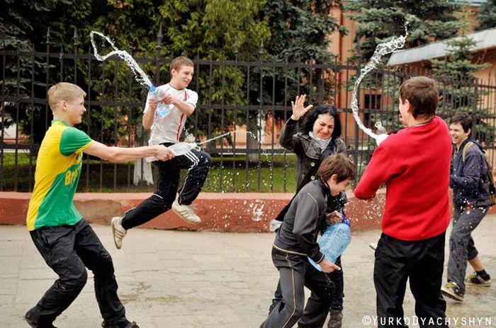 molesting russian pranksters from Ukraine 17