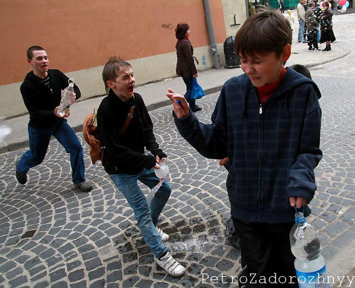 molesting russian pranksters from Ukraine 22