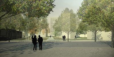 Exposition Opération projet campus Condorcet