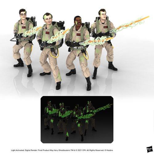 Ghostbusters Plasma Series Glow-in-the-Dark Figures Wave 1