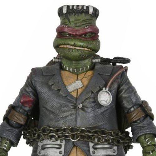 TMNT Ult. Raphael as Frankenstein's Monster Action Figure